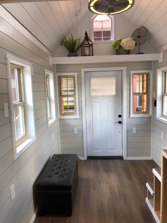 Brand New Tiny Home on wheels! 4