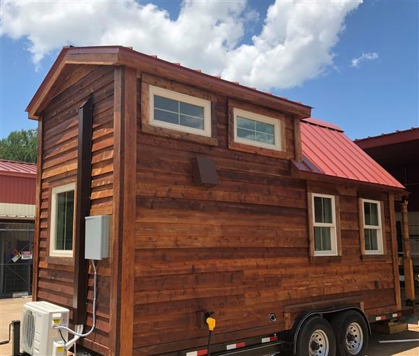Brand New Tiny Home on wheels! 1