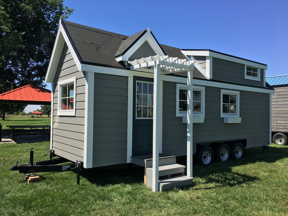Estancia Tiny Home Shell by Hideaway Tiny Homes