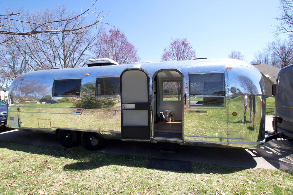 Tiny House for Sale - Renovated Airstream Tiny Home