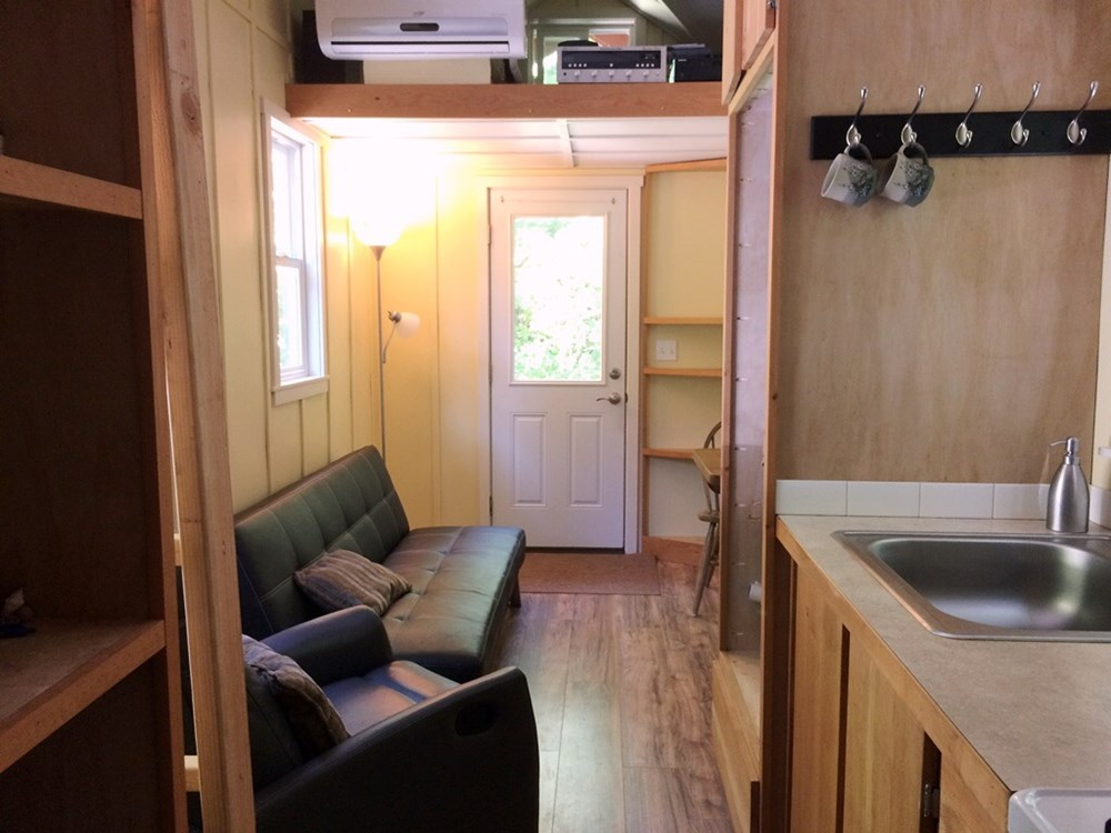 Fully-Equipped Tiny House 3