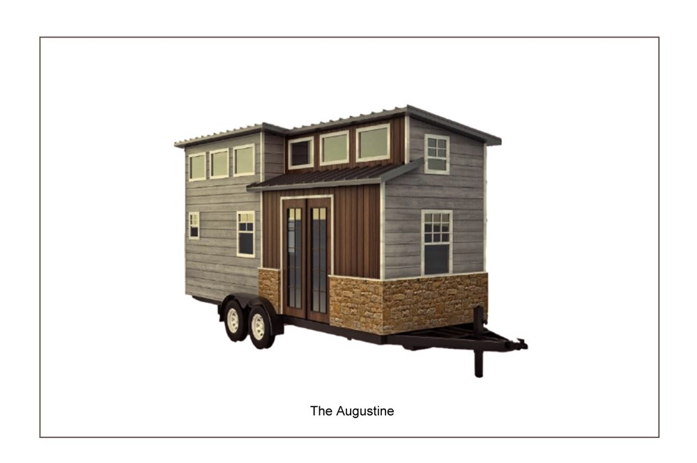 Tiny House for Sale - Tiny House Steel Frame Kits & Trailers