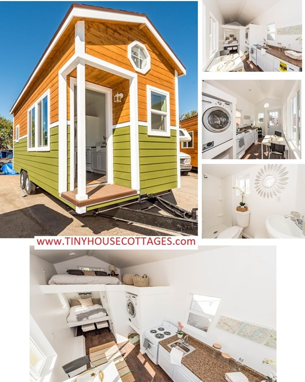 9 X 22 NW BUNGALOW TINY HOUSE DISCOUNTED