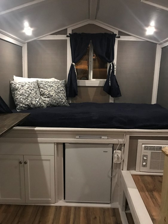 Tiny House For Sale Tiny Cabin On Wheels