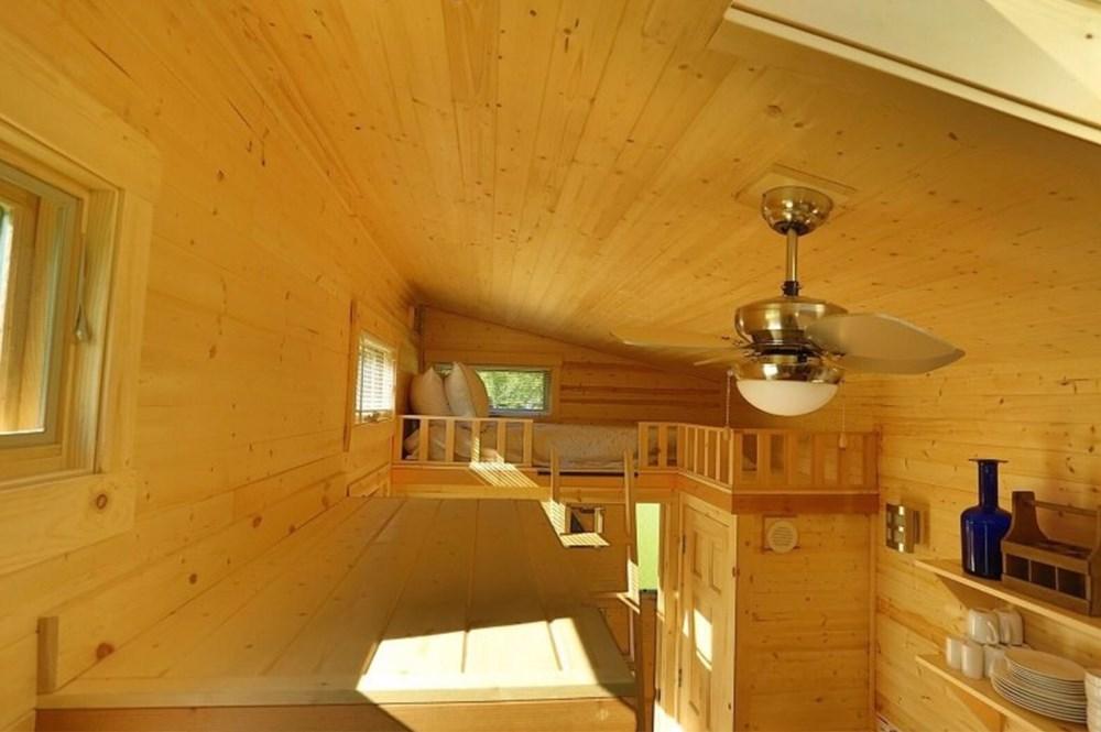 Tiny House For Sale Blue Ridge Hideaway Tumbleweed Tiny