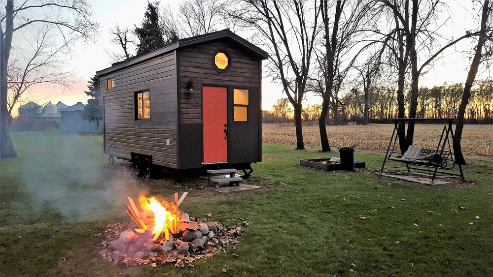 Custom One of a Kind Tiny Home