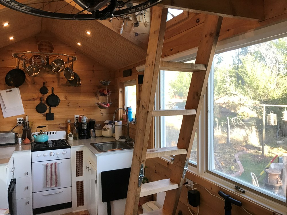 Vermont made Tiny House 11