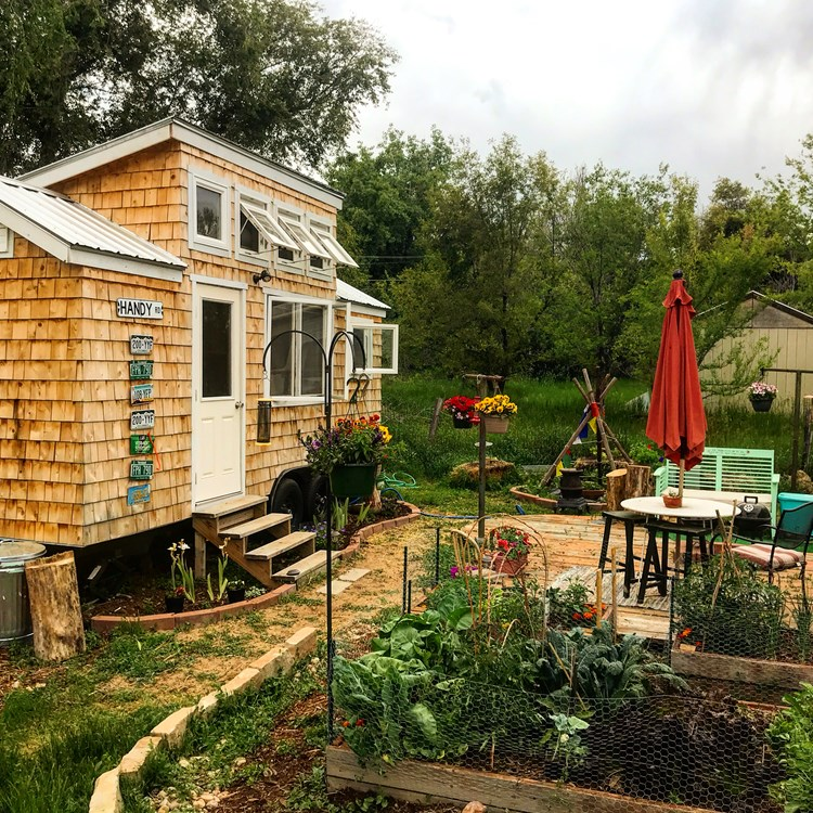 Vermont made Tiny House 1