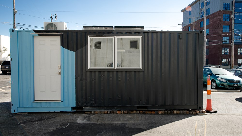 The Calico Container Home 3
