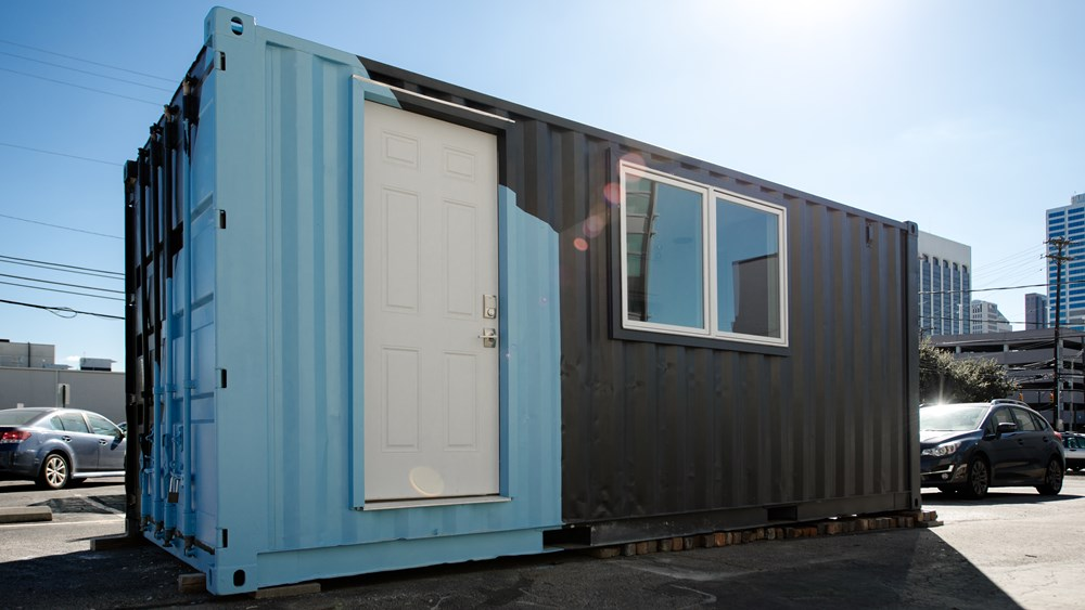 The Calico Container Home 2
