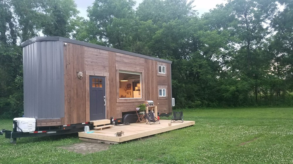 Spacious Bright Tiny House 1