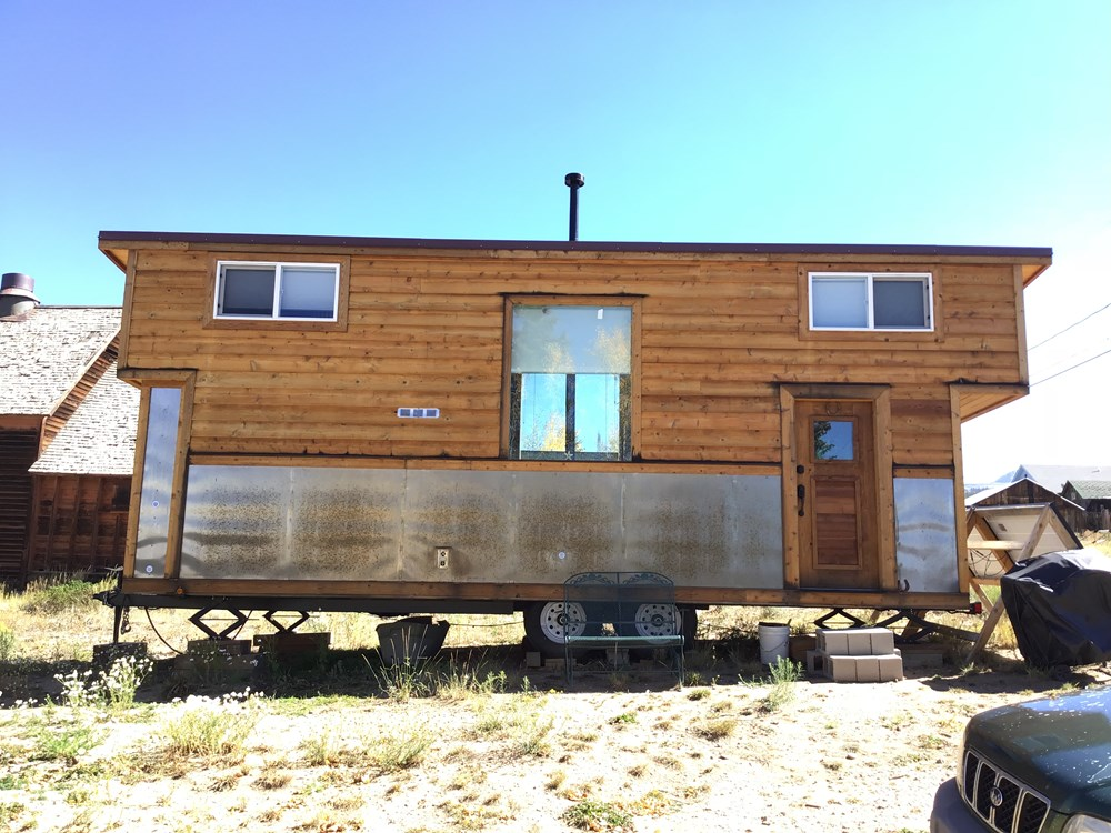 Cute Two Bedroom Tiny Home