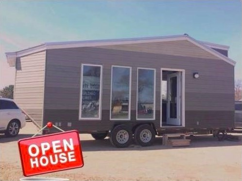 255ft2 - NEW Tiny Home or Office (Place on your own land)!!!