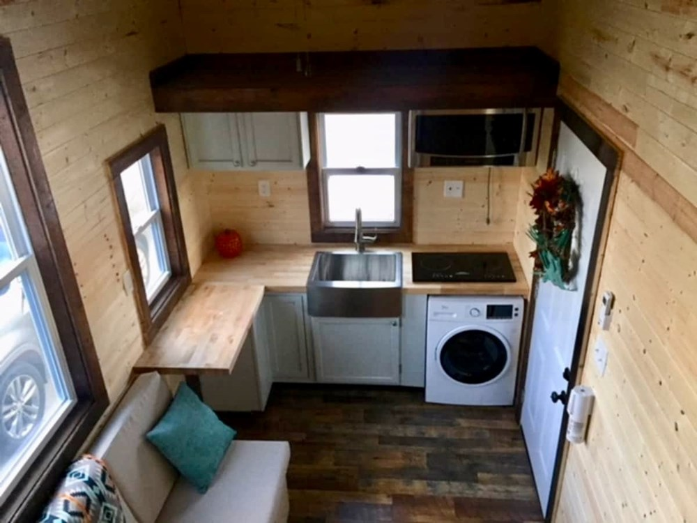 20 ft. Rustic Luxury Tiny Home