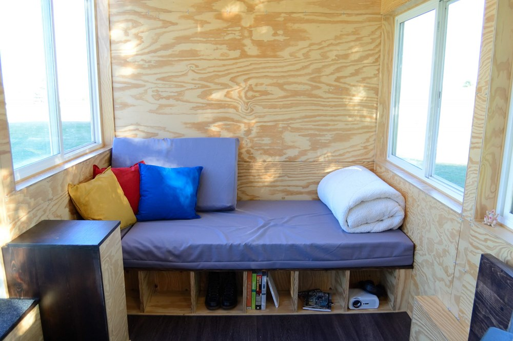 Custom Built Tiny House On Wheels - NEW 5