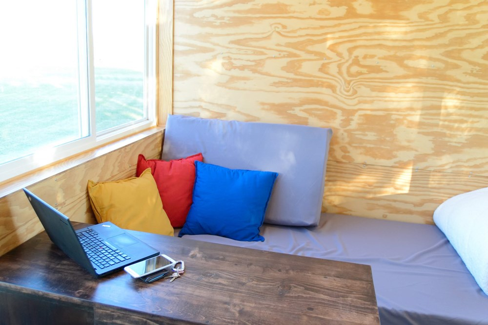Custom Built Tiny House On Wheels - NEW 6