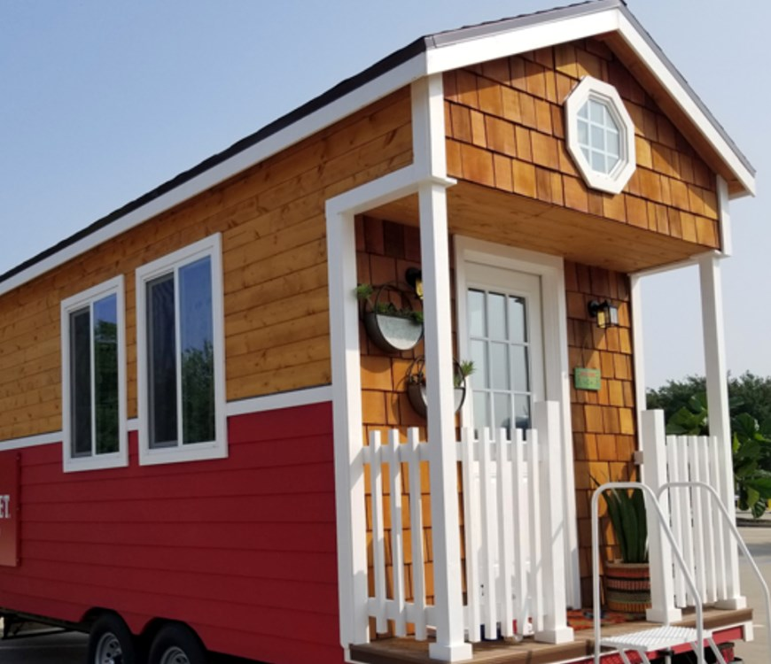 Adorable Fully Furnished Tiny Cottage - Brand New Model Home! 2
