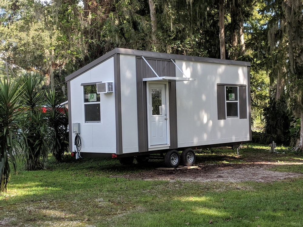 Truly Affordable Tiny House 1