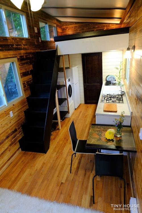 Tiny House For Sale 24 Foot Long Tiny House On Wheels