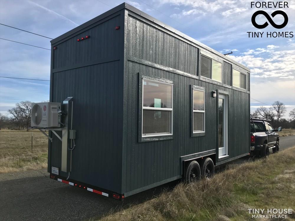 24' Forever Tiny with large Open layout with loft/ can have lower bedroom 5