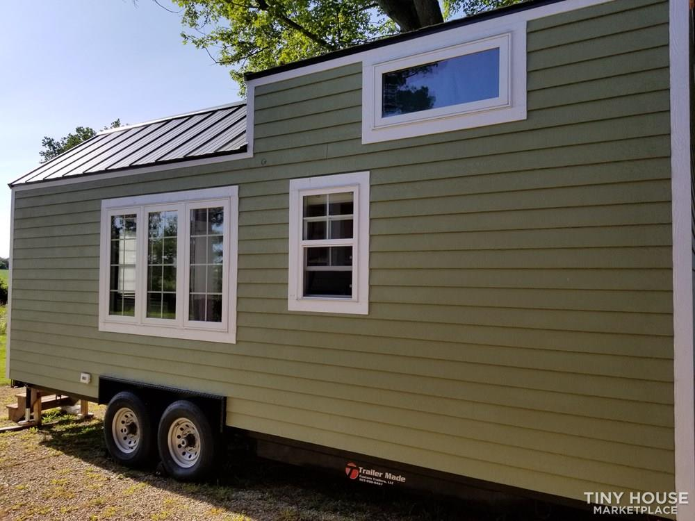 24 ft Tiny House on Trailer - Professionally Built and Third Party Inspected 4