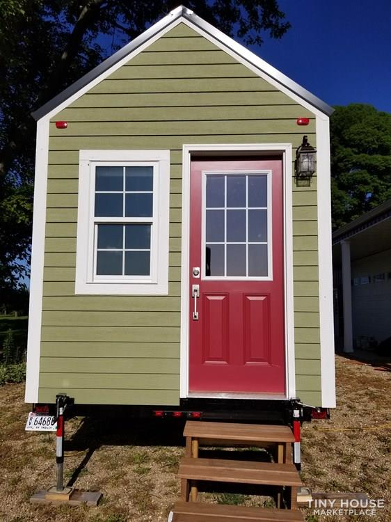 24 ft Tiny House on Trailer - Professionally Built and Third Party Inspected 5