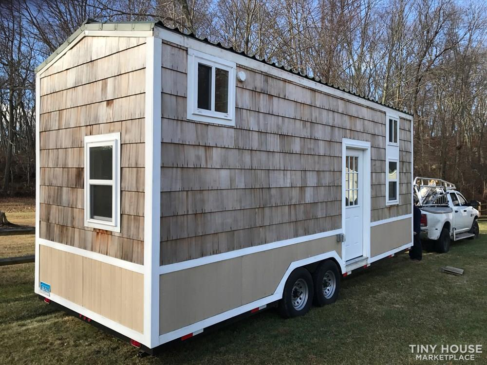 24' Live in Ready Tiny House  2