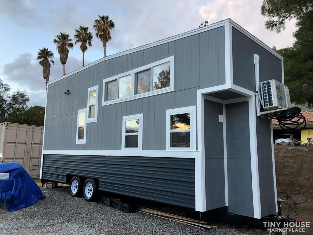 24' tiny house on wheels