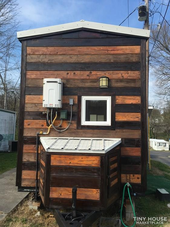 24ftx8.5ft Tiny House for sale - open to offers!