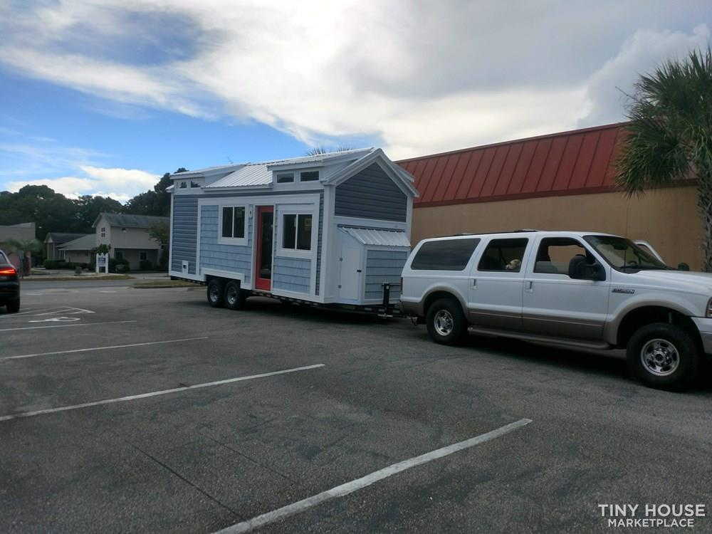 24x8 Custom Built Tiny Houses