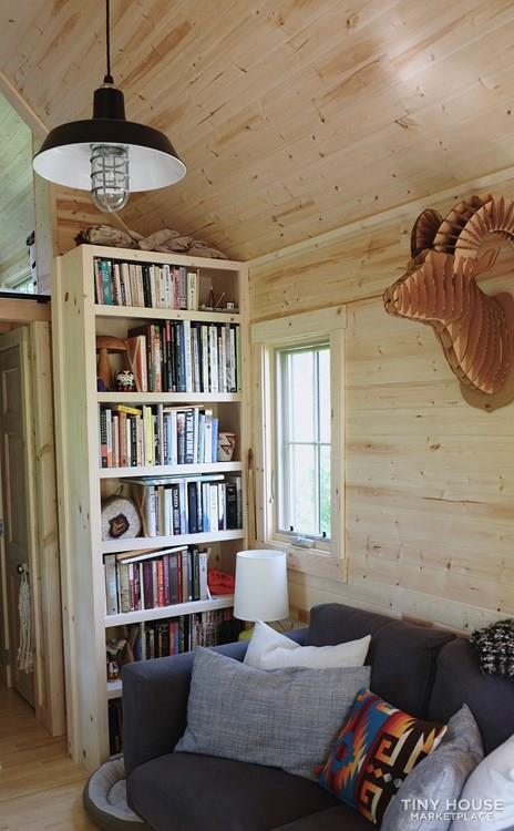 Tiny House for Sale - 26' Cypress Tumbleweed tiny house -