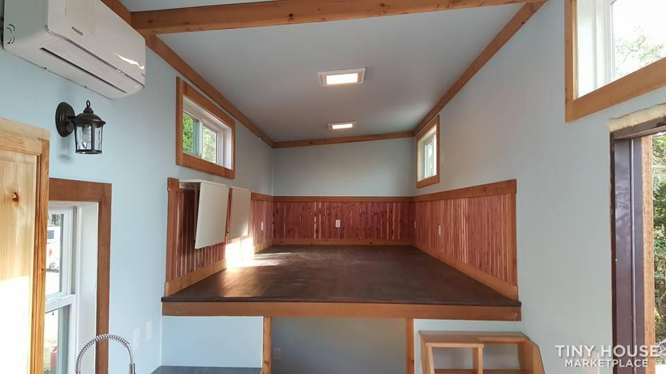 28 ft Gooseneck Tiny Home for Sale in Austin TX! 5