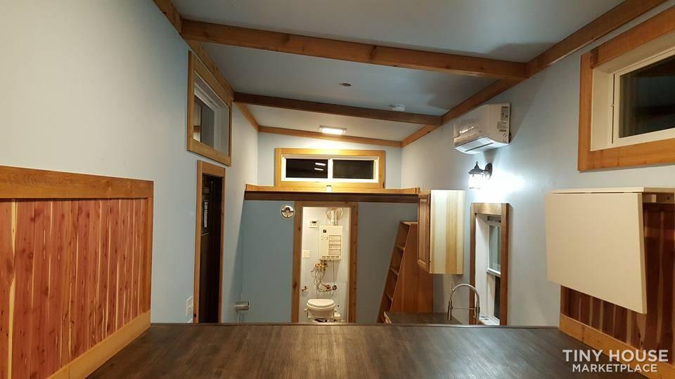 Tiny House for Sale - 28 ft Gooseneck Tiny Home for Sale in