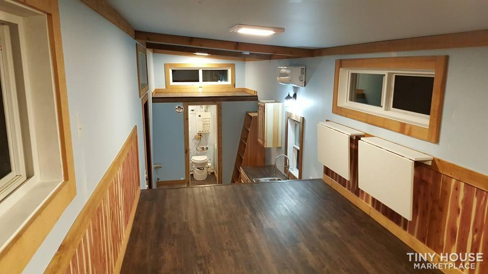 28 ft Gooseneck Tiny Home for Sale in Austin TX! 10