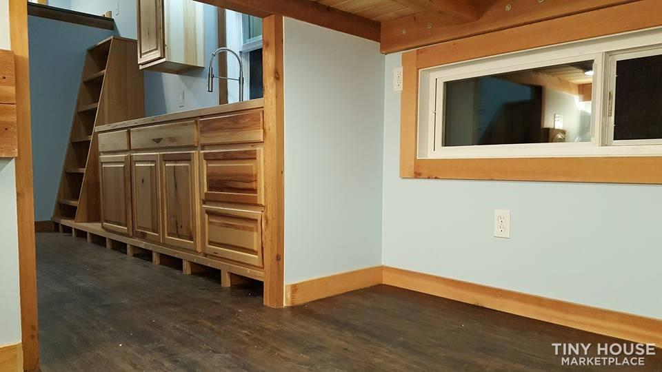 28 ft Gooseneck Tiny Home for Sale in Austin TX! 32