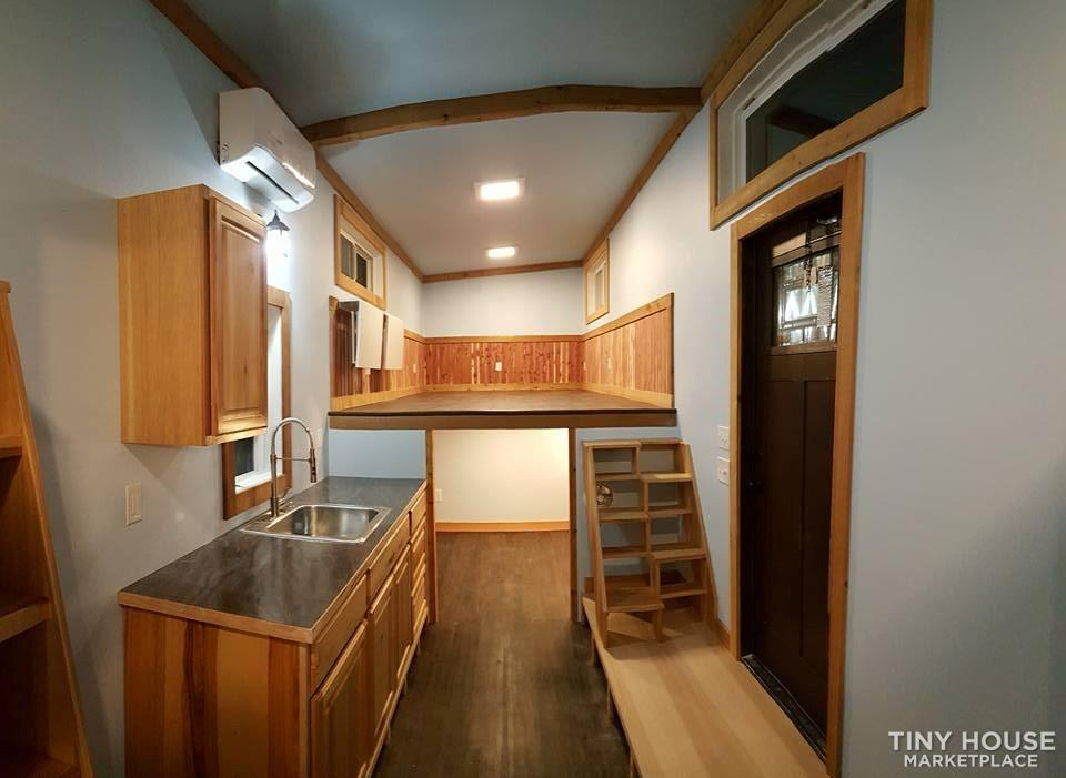 28 ft Gooseneck Tiny Home for Sale in Austin TX! 4