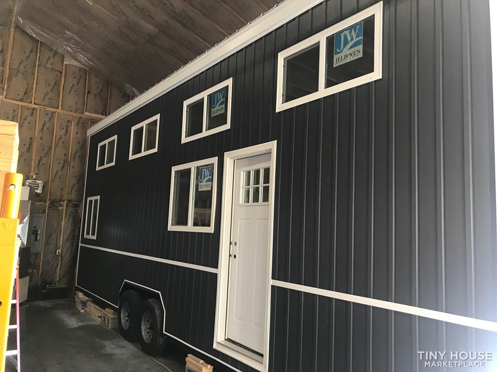30' Humble Shack Tiny Home on Wheels