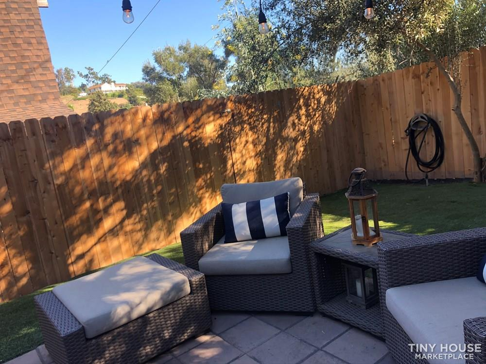30' Modern Tiny w/ land to rent (Rare Opportunity)  3