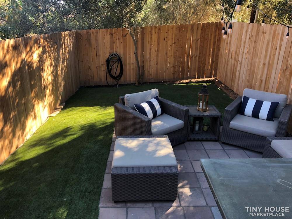 30' Modern Tiny w/ land to rent (Rare Opportunity)  7