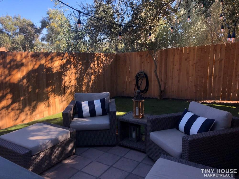 30' Modern Tiny w/ land to rent (Rare Opportunity)  10