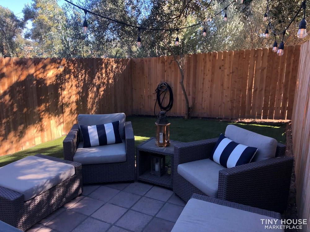 30' Modern Tiny w/ land to rent (Rare Opportunity)  11