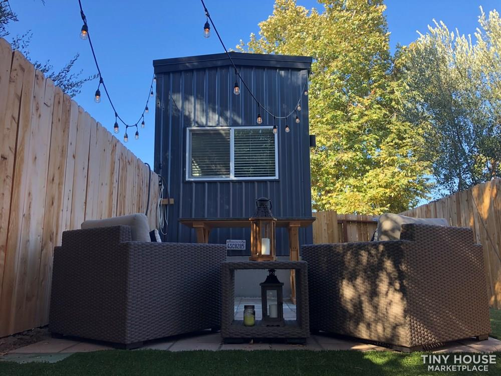 30' Modern Tiny w/ land to rent (Rare Opportunity)  12
