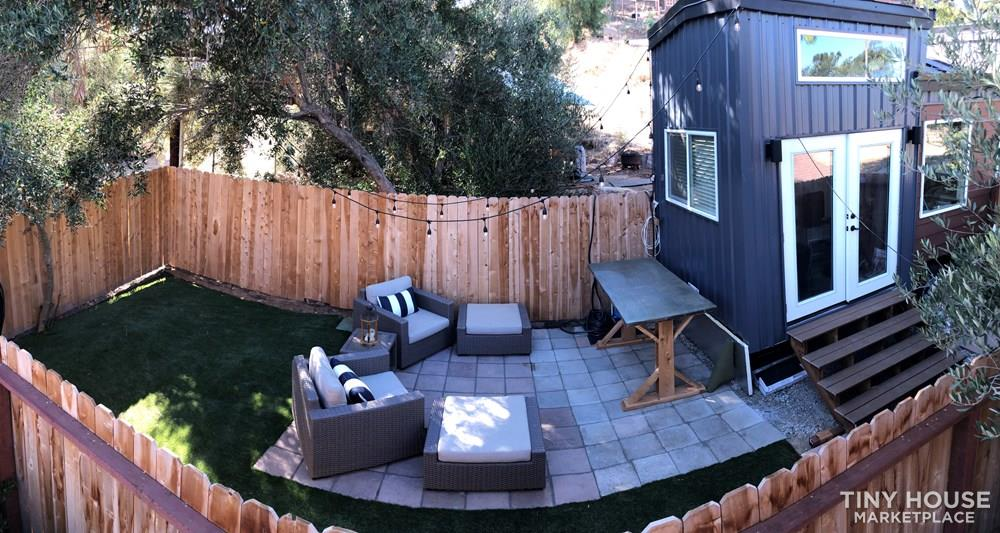 30' Modern Tiny w/ land to rent (Rare Opportunity)  17