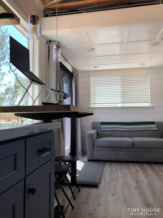 30' Modern Tiny w/ land to rent (Rare Opportunity)  29