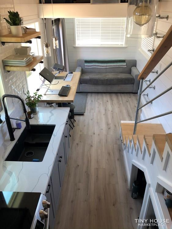 30' Modern Tiny w/ land to rent (Rare Opportunity)  72