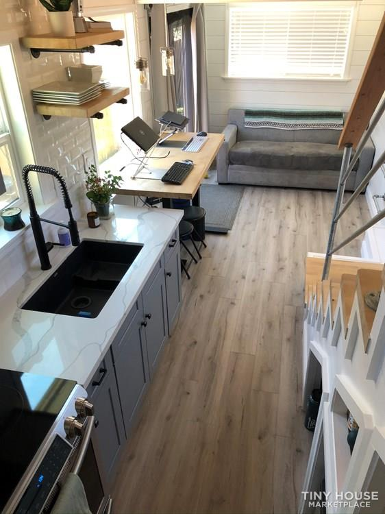 30' Modern Tiny w/ land to rent (Rare Opportunity)  76