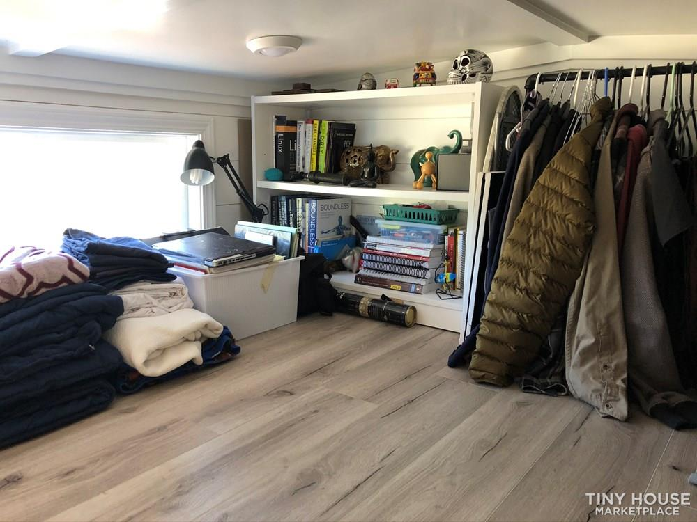 30' Modern Tiny w/ land to rent (Rare Opportunity)  86