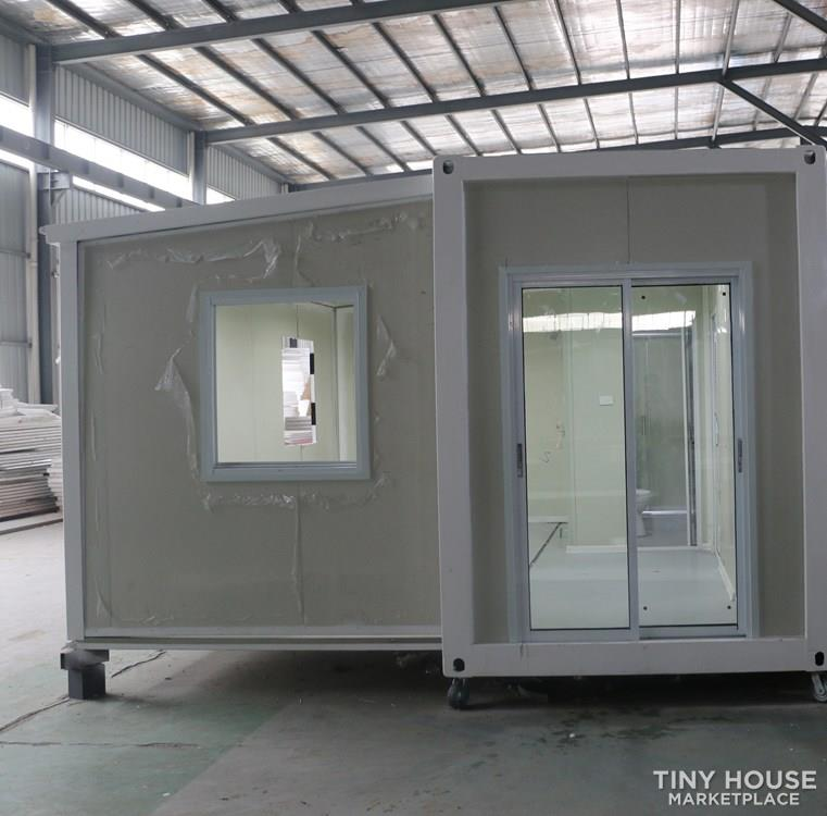 320 sqf 1 bedroom Tiny Home Foldable by HRH Consultants @$19,900