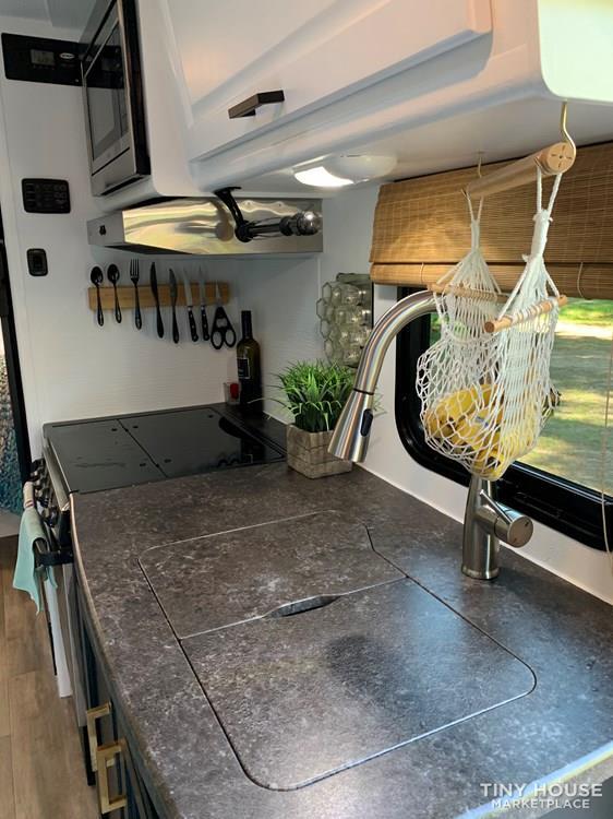 Tiny House for Sale - 4 season 2019 Lance M1995 travel