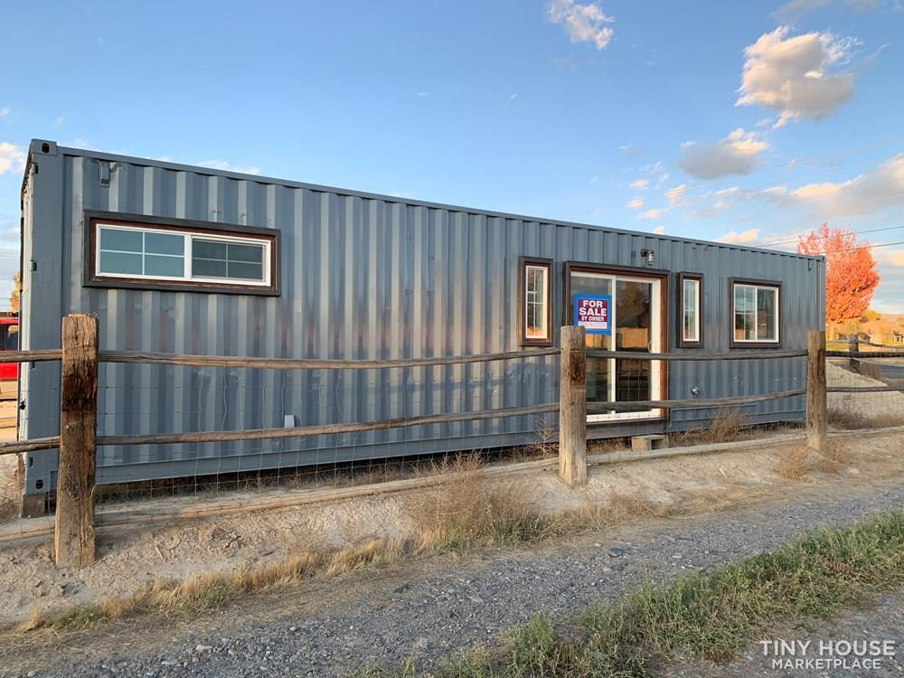 40' Luxury Container Home